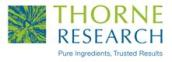 Thorne Research, Inc.